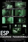 Locandina italiana di ESP - Fenomeni paranormali