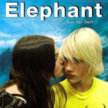 Locandina originale di Elephant di Gus Van Sant