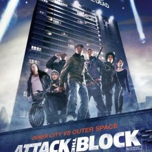 La locandina di Attack the Block