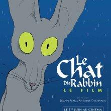 La locandina di Le chat du rabbin