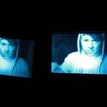 Un'immagine spettrale del film ESP - Fenomeni paranormali