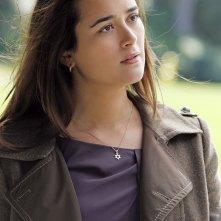 La bella Ziva (Cote de Pablo) in una scena dell'episodio Two Faced di NCIS