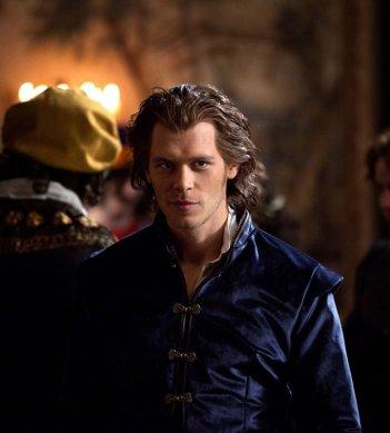 Joseph Morgan interpreta Klaus nell'omonimo episodio di Vampire Diaries
