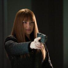 Anna Torv nell'episodio 6:02 AM EST di Fringe