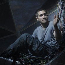 Jake Gyllenhaal, protagonista di Source Code di D. Jones (2011)