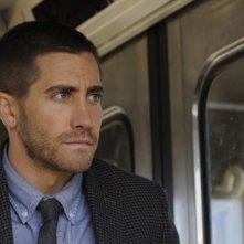 Jake Gyllenhaal, protagonista di The Source Code di D. Jones (2011)
