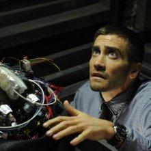 Jake Gyllenhaal, protagonista di The Source Code di D. Jones