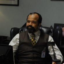 Jeffrey Wright nel film Source Code di D. Jones (2011)