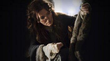 Michelle Fairley nell'episodio The Kingsroad di Game of Thrones
