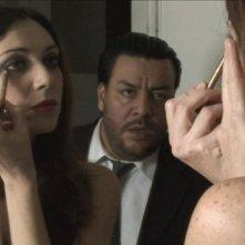 Monica Cervini e G. Max in una scena del film Diciottanni - Il mondo ai miei piedi