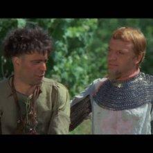 Montesano e Noschese in Il prode Anselmo e il suo scudiero