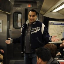 Russell Peters nel film Source Code
