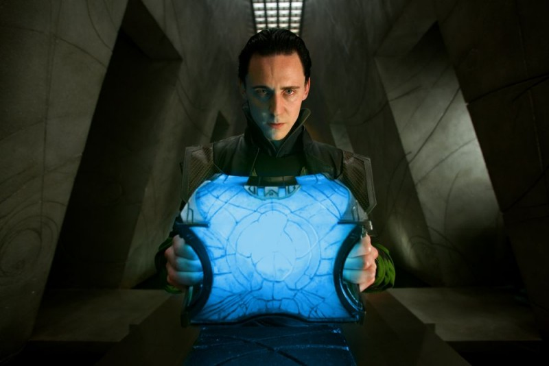 Tom Hiddleston in una immagine del film Thor