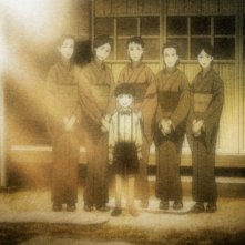 Un'immagine dall'anime No Longer Human (2009)