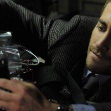 Un primo piano di Jake Gyllenhaal, protagonista del film Source Code