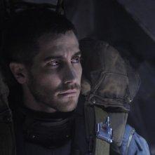 Un primo piano di Jake Gyllenhaal, protagonista di The Source Code
