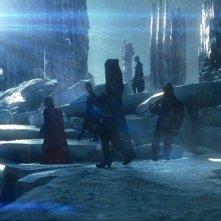 Una sequenza del film Thor, di Kenneth Branagh