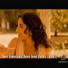 Emanuela Mulè tra gli interpreti dello spot Gran Soleil Ferrero (2006)