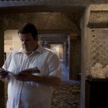 Giuseppe Battiston è 'il Professore' nel film Notizie degli scavi di Emidio Greco