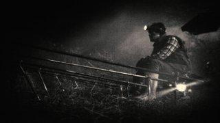 Una scena del cortometraggio Night Fishing di Park Chan-Wook