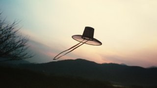 Una scena del film Night Fishing di Park Chan-Wook