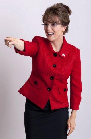 Ecco la prima immagine di Julianne Moore nei panni di Sarah Palin in Game Change