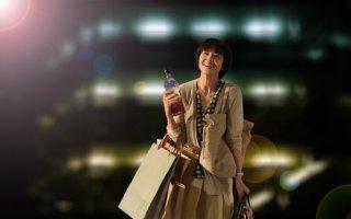 Gao Yuanyuan in una scena del film Don't Go Breaking My Heart