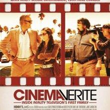 La locandina di Cinema Verite