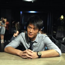 Louis Koo in una scena del film Don't Go Breaking My Heart