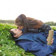 Una scena del film di Ryuichi Hiroki The Lightning Tree