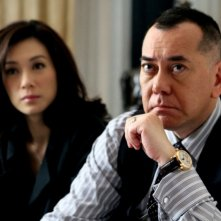 Anthony Wong in una scena del film Punished