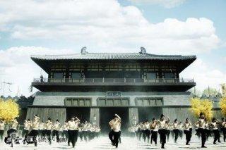 Una sequenza del film cinese The Lost Bladesman (2011)