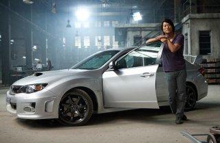 Sung Kang in una scena di Fast & Furious 5
