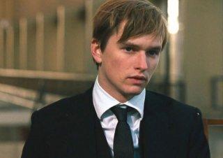 Henry Hopper in una sequenza del film Restless