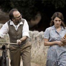 Isabella Ragonese in una scena del film Il primo incarico