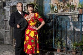 Un'immagine promozionale di Napoli Milionaria!