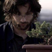 Diego Noguera in una scena del film Bonsái di C. Jiménez (2011)