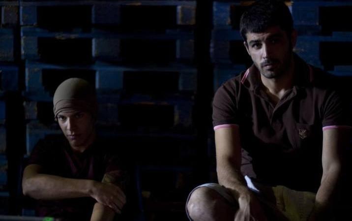 Damir Todorovic E Carmine Recano In Una Scena Del Film Tatanka 201845