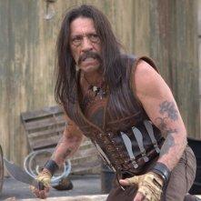 Danny Trejo, protagonista vendicativo del film Machete
