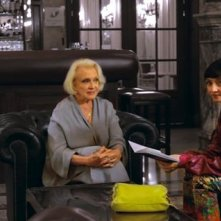 Micheline Presle e Maria de Medeiros insieme nel film HH, Hitler à Hollywood
