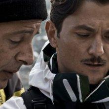 Un'immagine tratta dal film La misura del confine