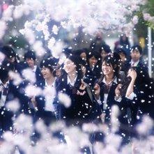 Una bella scena del film Confessions (Kokuhaku 2010)