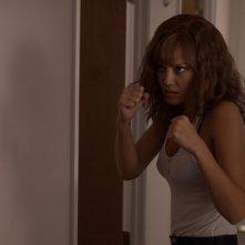 Una combattiva Jessica Alba nel film Machete
