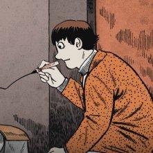 Una sequenza del film Tatsumi (2011)