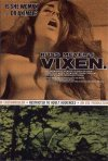 La locandina di Vixen