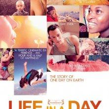Locandina ufficiale di Life in a Day