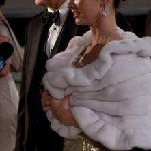 Megan Fox con Bill Murray in un'immagine del film Passion Play