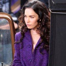 Megan Fox sul set del film Passion Play