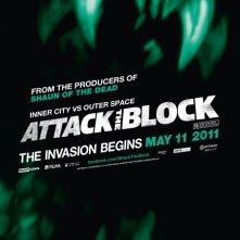 Nuova locandina di Attack the Block