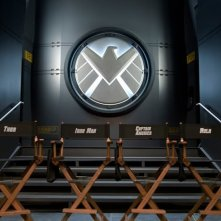 Prima foto dal set di The Avengers
